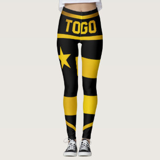 Togo Emblem Leggings