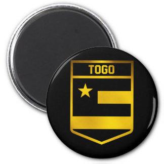 Togo Emblem Magnet