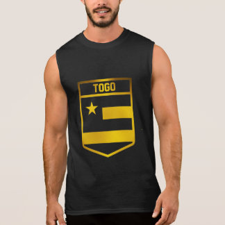 Togo Emblem Sleeveless Shirt
