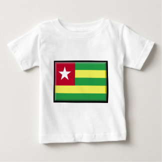 Togo Flag Baby T-Shirt