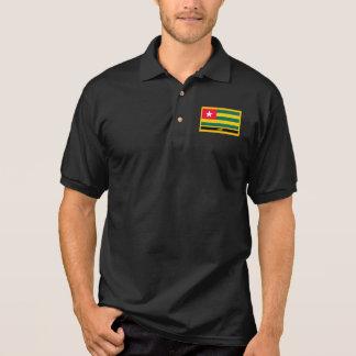 Togo Flag Polo Shirt