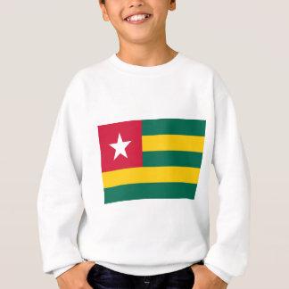 Togo flag sweatshirt
