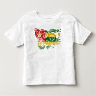 Togo Flag Toddler T-shirt