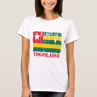 Togo Flag World T-Shirt