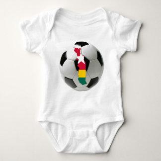 Togo national team baby bodysuit