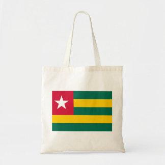 Togo National World Flag Tote Bag