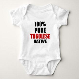 TOGOLESE NATIVE BABY BODYSUIT