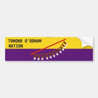 Tohono O'odham Bumper Sticker