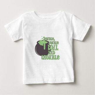 Toil And Trouble Baby T-Shirt