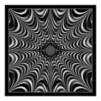 Toile d'araignée de l'espace