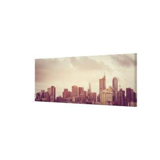 toile de paysage de ville impressions sur toile