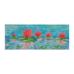 Cadeaux Dessin De Fleur Lotus Zazzle Ca