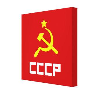 Toile enveloppée par CCCP Impression Sur Toile