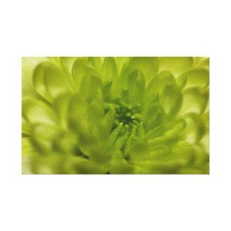 Toile enveloppée par maman verte Chartreuse Impression Sur Toile