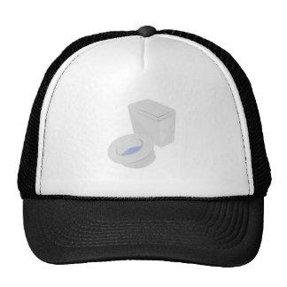Toilet Mesh Hats