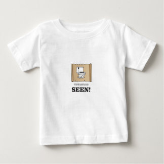 toilet point of view baby T-Shirt
