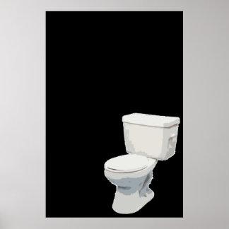 Toilet Poster