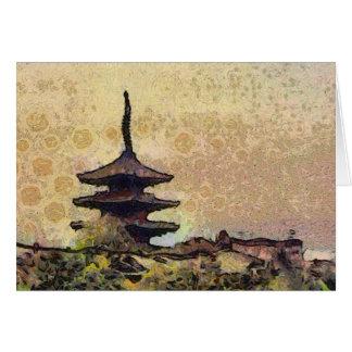 Toji Tower card