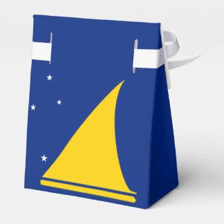 Tokelau Flag Favor Box
