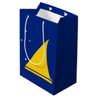 Tokelau Flag Medium Gift Bag
