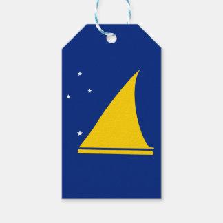 Tokelau Flag Pack Of Gift Tags