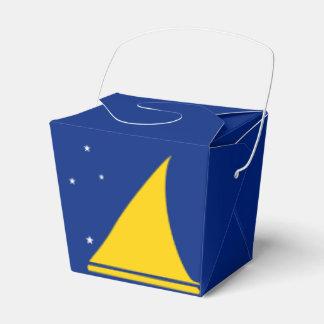 Tokelau Flag Party Favor Boxes
