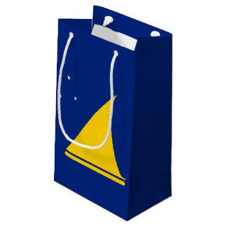 Tokelau Flag Small Gift Bag