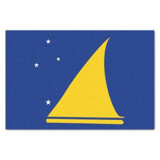 Tokelau Flag Tissue Paper