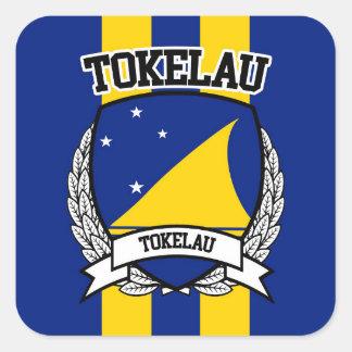 Tokelau Square Sticker