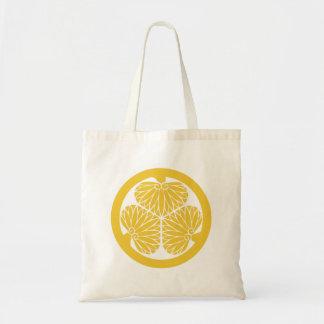 Tokugawa Clan Mon Crest Tote Bag