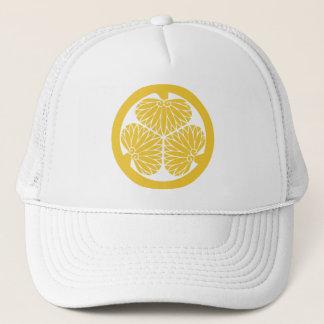 Tokugawa Clan Mon Crest Trucker Hat