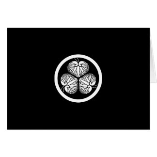 Tokugawa hollyhock 1(first,2nd,3rd)33 card