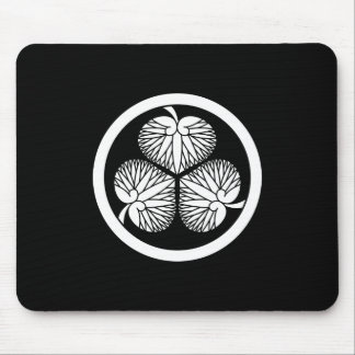 Tokugawa hollyhock 2(first,2nd,3rd)33 mouse pad