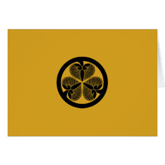 Tokugawa hollyhock 7(6th Ienobu)35 Card