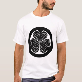 Tokugawa Samurai Clan Crest Shirt