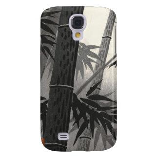 Tokuriki Bamboo and Sun japanese fine art Samsung Galaxy S4 Covers