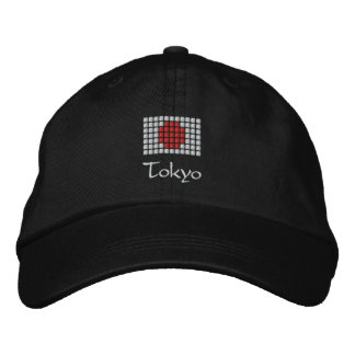 Tokyo Cap - Japanese Flag Hat