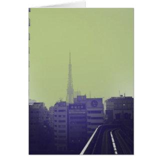 Tokyo City Ride Card