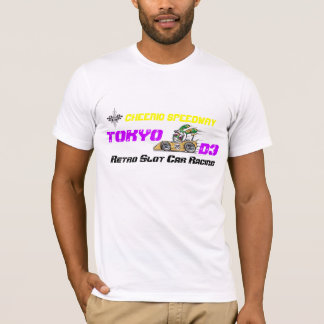 Tokyo D3 Retro Racing 2011 T-Shirt