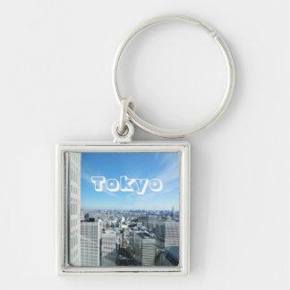 Tokyo, Japan Keychain