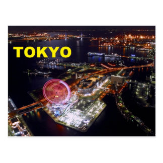 Tokyo Japan (St.K) Postcard