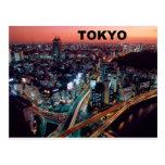 Tokyo Japan Sunset (St.K) Post Cards