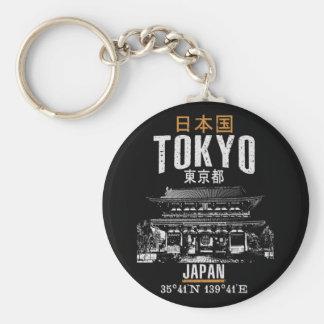 Tokyo Keychain