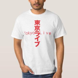 Tokyo Live 003-1 T-Shirt