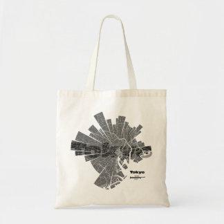 Tokyo Map Bag