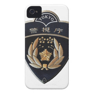Tokyo Police iPhone 4 Covers