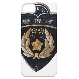Tokyo Police iPhone 5 Cover