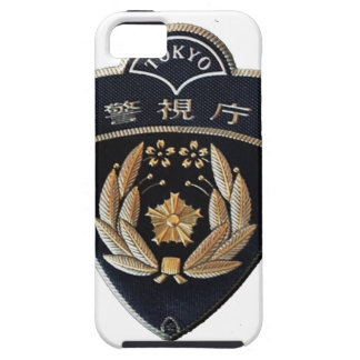 Tokyo Police iPhone 5 Covers