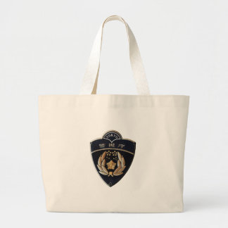 Tokyo Police Large Tote Bag