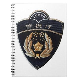 Tokyo Police Notebook